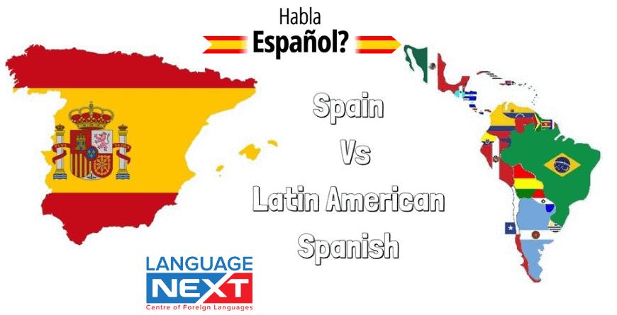 Español de España y de América Latina