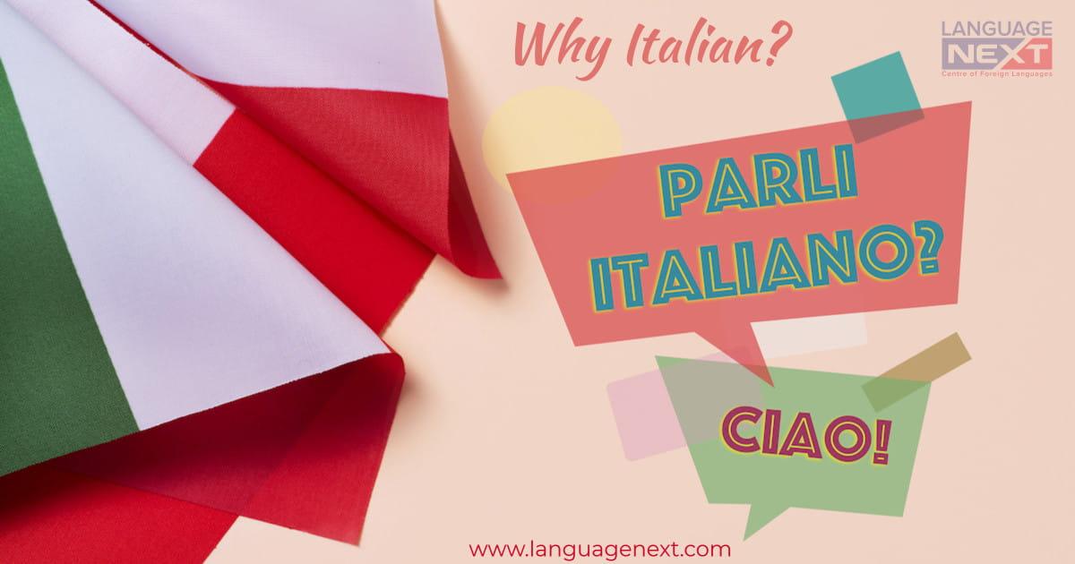 Italian Language India