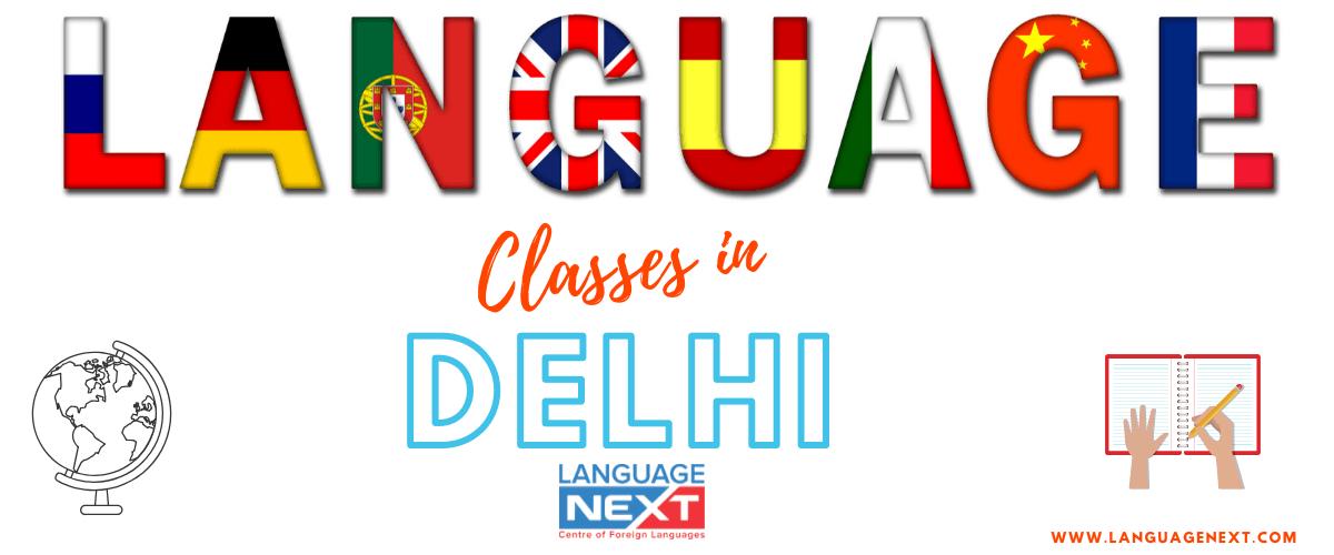 Foreign Language classes in Delhi