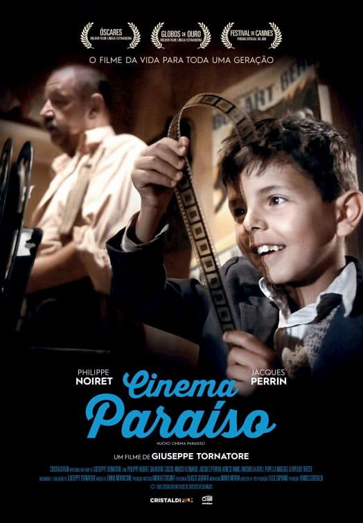 cinema paradiso Italian movie